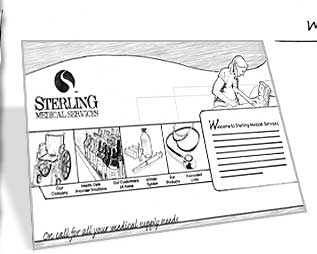 Sterling Medical Black & White Concepts